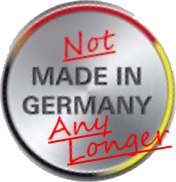 Grohe not made in Germany